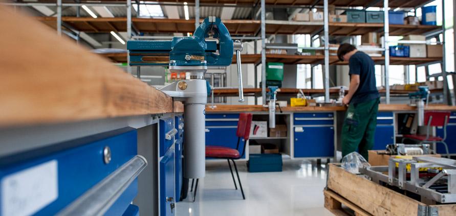Berufsausbildung - Ihr Einstieg in den Maschinenbau
