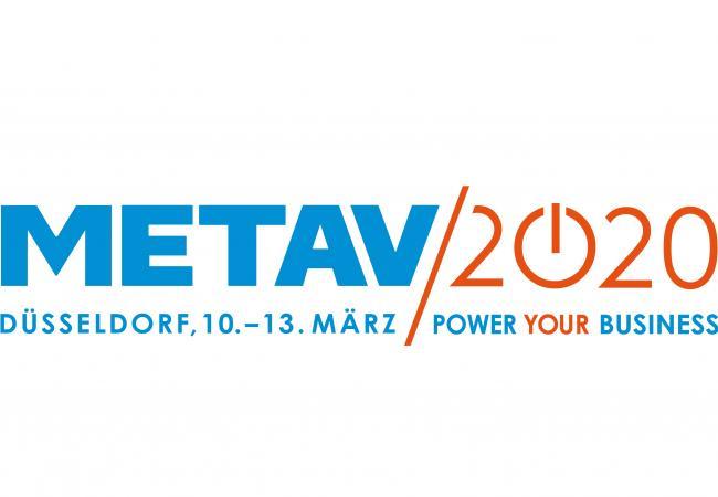 Besuchen Sie uns auf der METAV in Düsseldorf 2020 vom 10. bis 13. März