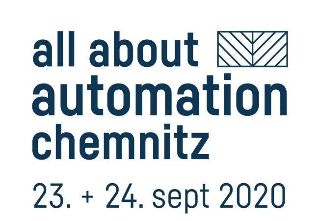 Besuchen Sie uns auf der all about automation Chemnitz 2020 am 23.+24.09.