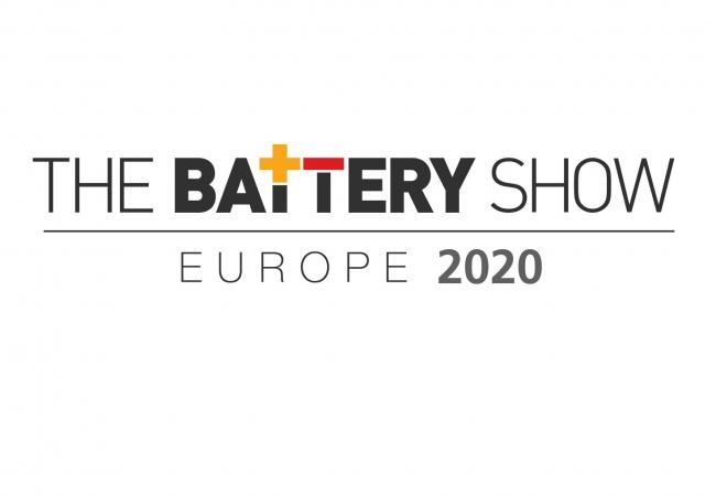 The Battery Show Europe 2020 verschoben!