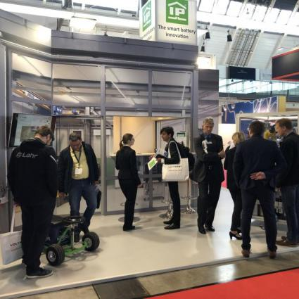 The Battery Show 2019 vom 07. bis 09. Mai Messe Stuttgart