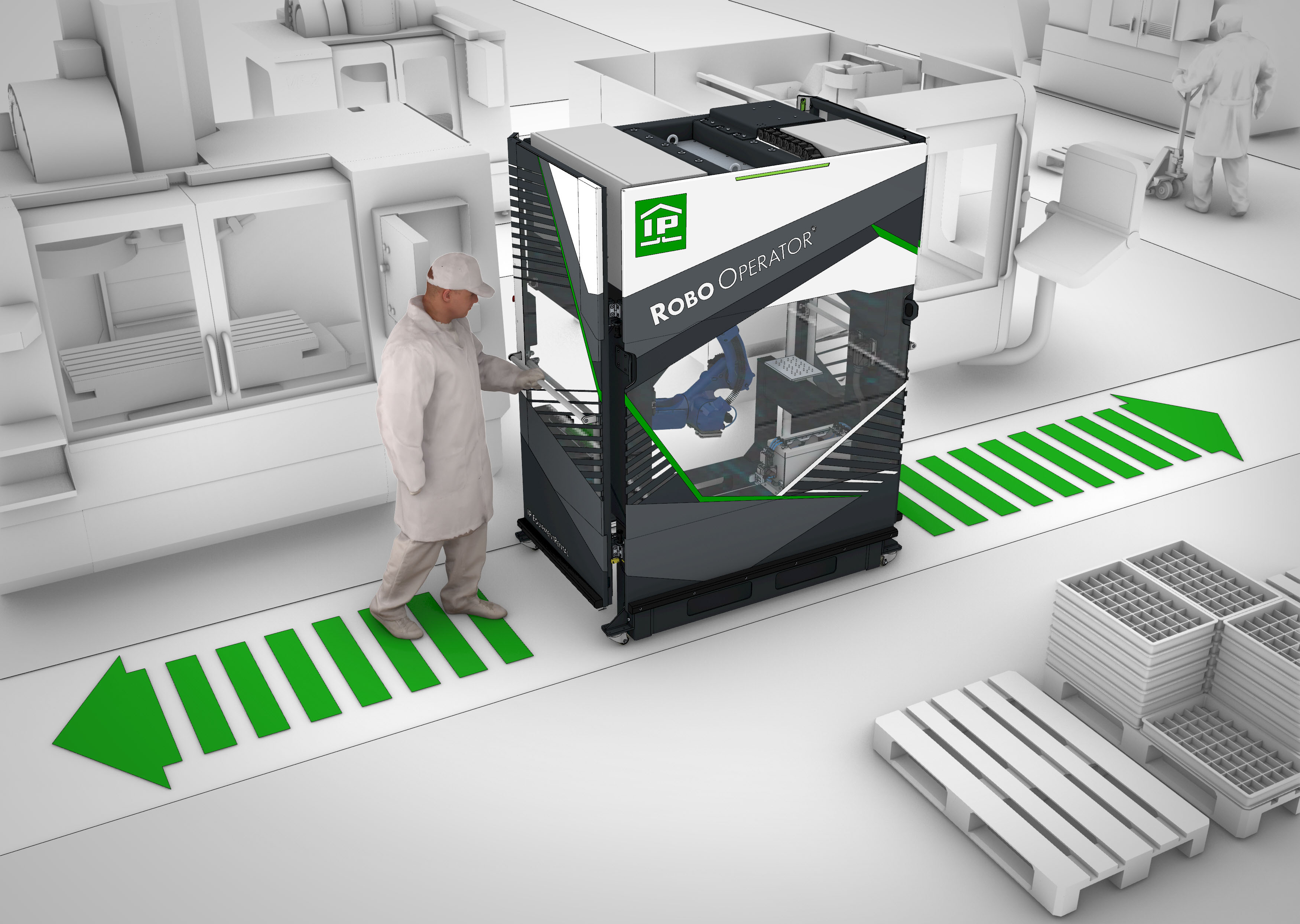 Robo Operator